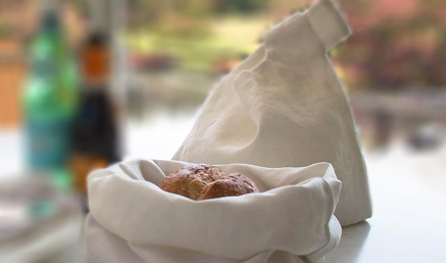 パン好き必見! 焼きたての状態を保てるパン専用バッグ「Deneb(デネブ)」♡