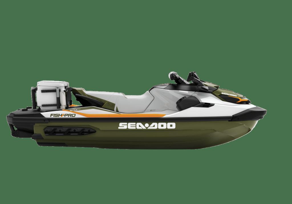 SeaDoo Fish Pro 2019 Wanaka Marine