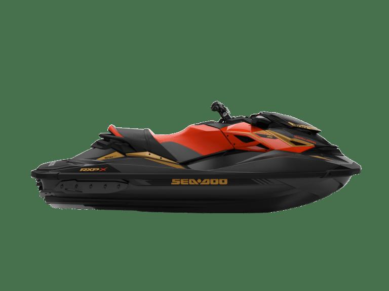 SeaDoo MY19_RXP_X_300_Carbon_Black Wanaka Marine