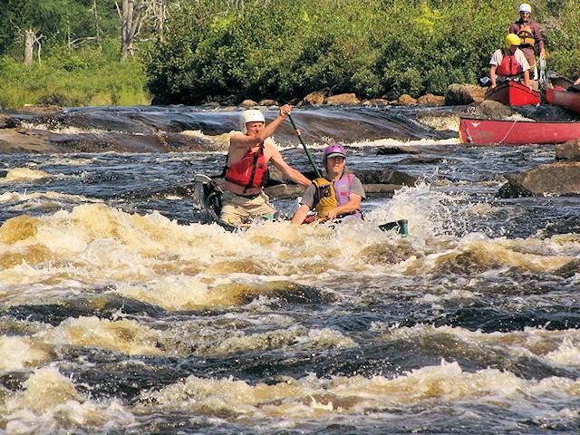 Mistassibi River