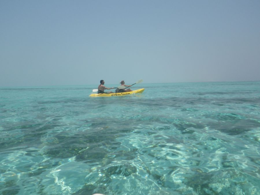 Belize Sea Kayaking and Hiking