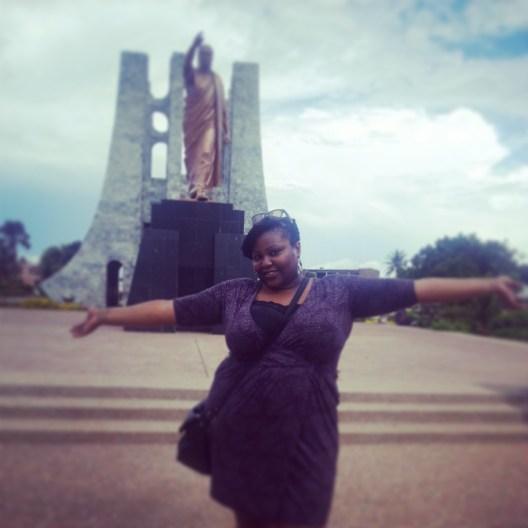 Kwame Nkrumah memorial centre