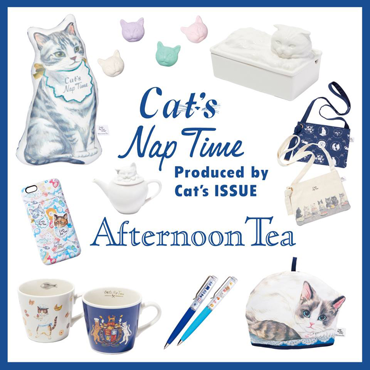Cat's Nap Time Produced by Cat's ISSUE
