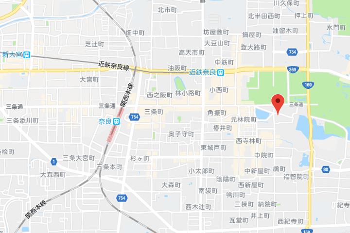 01-hotel-setre-naramachi-map