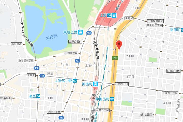 01-hotel-wing-international-select-ueno-okachimachi-map