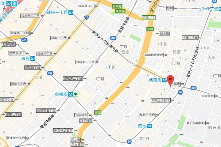 02-henn-na-hotel-tokyo-ginza-map