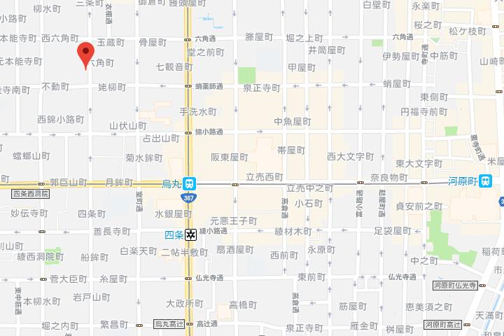 05-hotel-vista-premio-kyoto-nagomitei-map