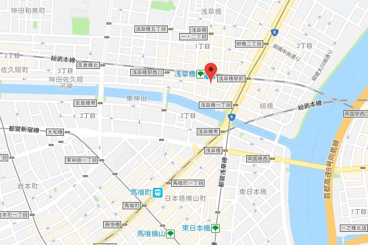 06-henn-na-hotel-tokyo-asakusabashi-map