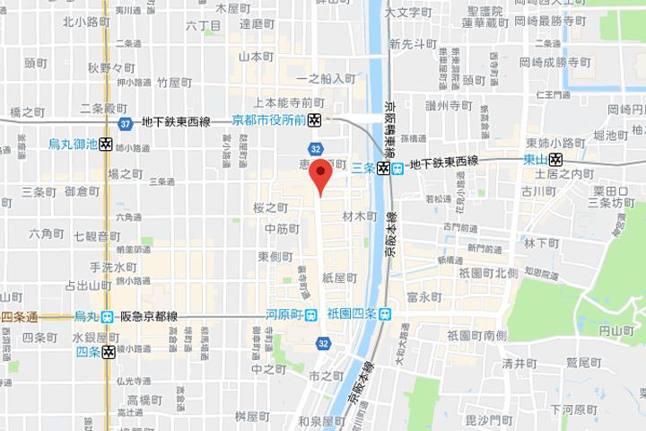 07-hotel-resol-kyoto-kawaramachi-sanjo_2-map