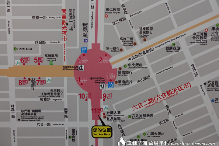 liuho-night-market-map