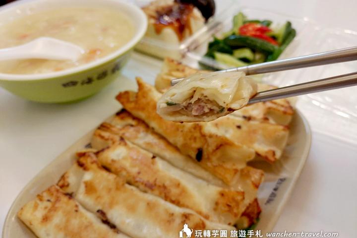 四海遊龍 連鎖平價鍋貼水餃 2018菜單