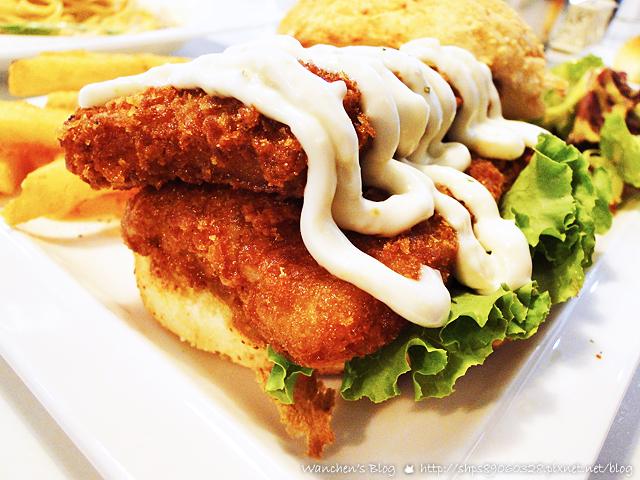DSC南投埔里餐廳下午茶 比豆起司美式廚房06324