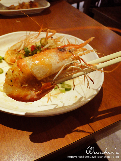 台北美食 易鼎活蝦
