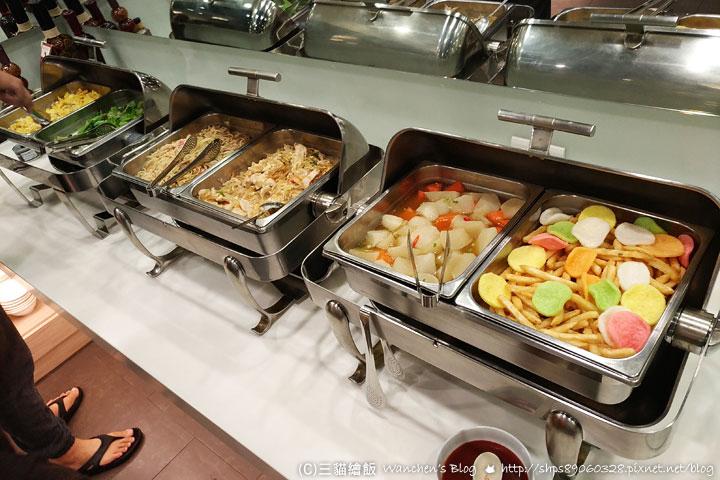 西悠飯店早餐