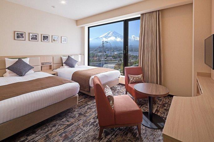 HOTEL MYSTAYS Fuji Map