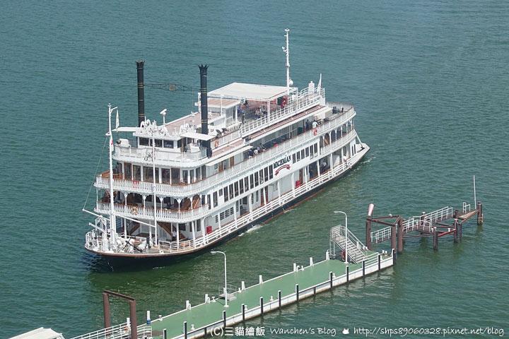 密西根遊覽船