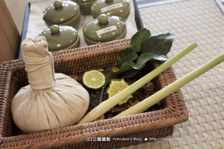 泰國按摩草藥