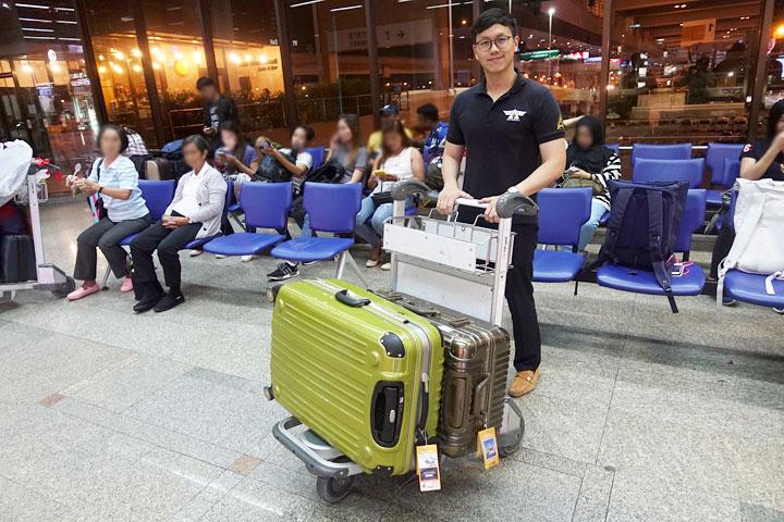 泰國行李寄送