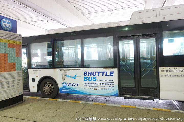 廊曼機場 A3機場巴士