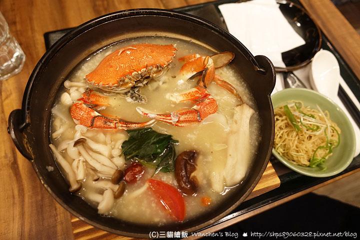 干貝螃蟹火鍋
