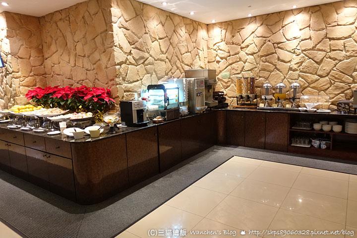 莎多堡奇幻旅館早餐