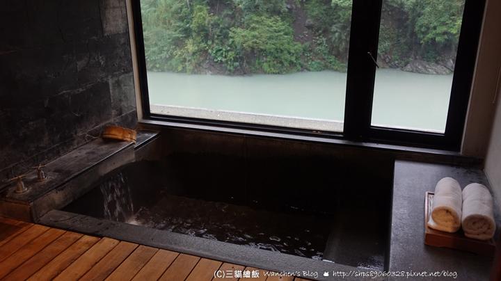 馥蘭朵烏來 景觀湯屋