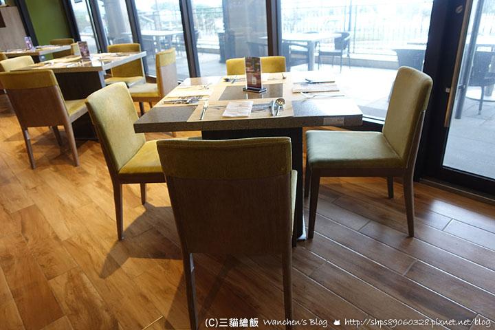 福隆福容 田園咖啡廳