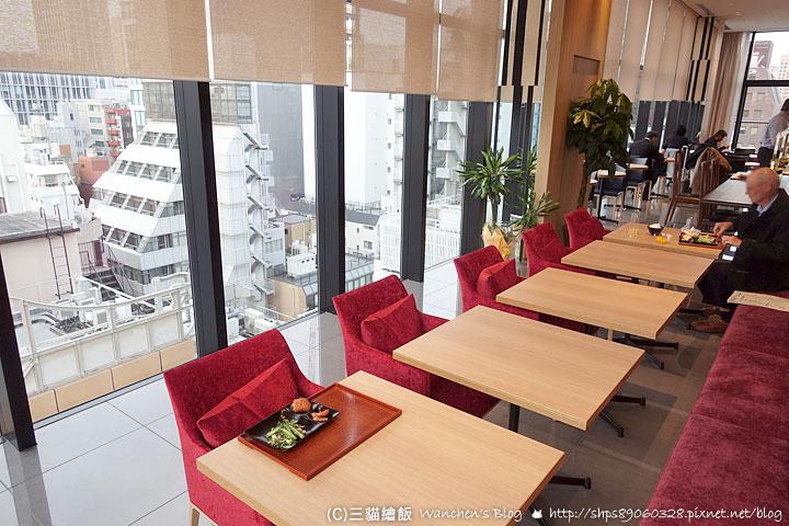 東京新橋 光芒飯店早餐