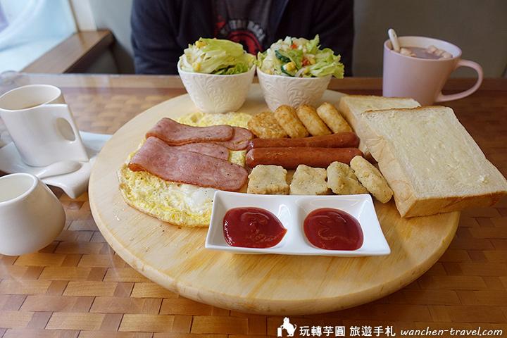 湯布苑早餐