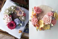 韓式擠花蛋糕訂購