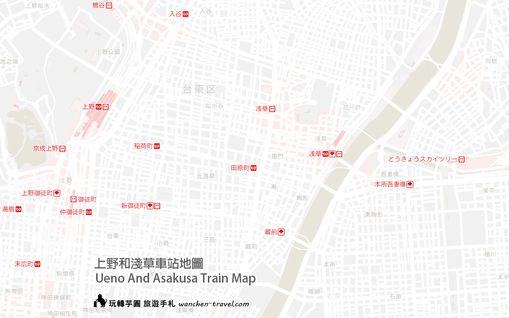 ueno-and-asakusa-train-map-o