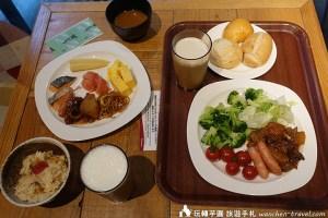 淺草Richmond Hotel飯店早餐