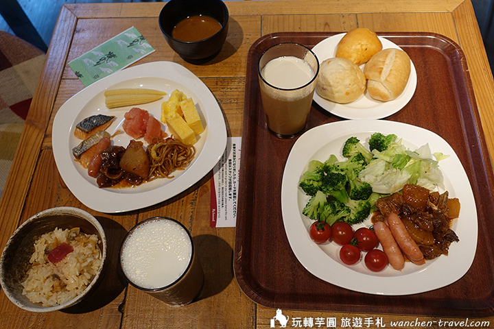 richmond-hotel-asakusa-breakfast