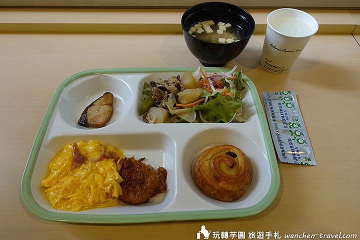 super-hotel-asakusa-breakfast