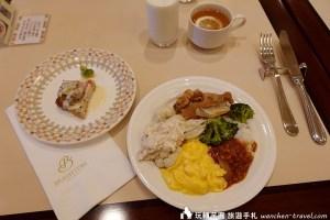 浦安布萊頓飯店東京灣早餐