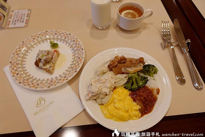 urayasu-brighton-hotel-tokyo-breakfast