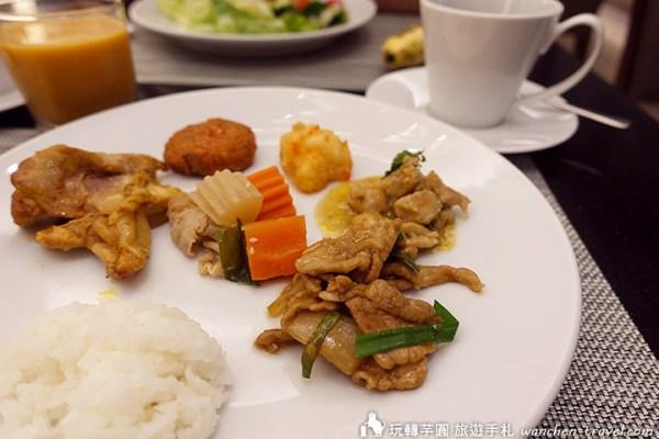 中心點大飯店 Terminal 21店 早餐食記