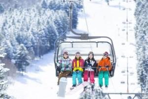 北海道滑雪
