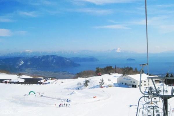 東京富士山滑雪 2019-2020
