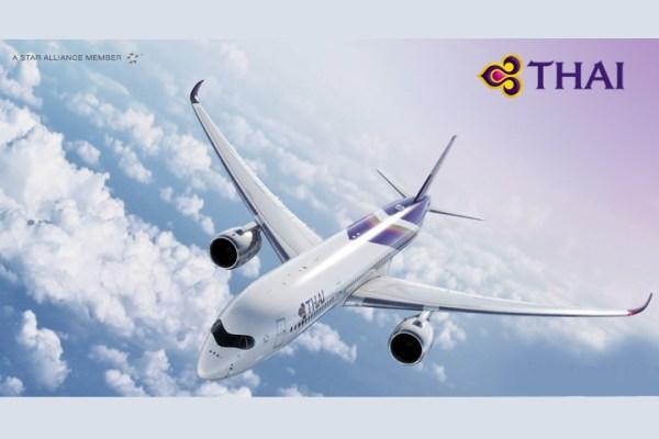泰航飛機座位圖