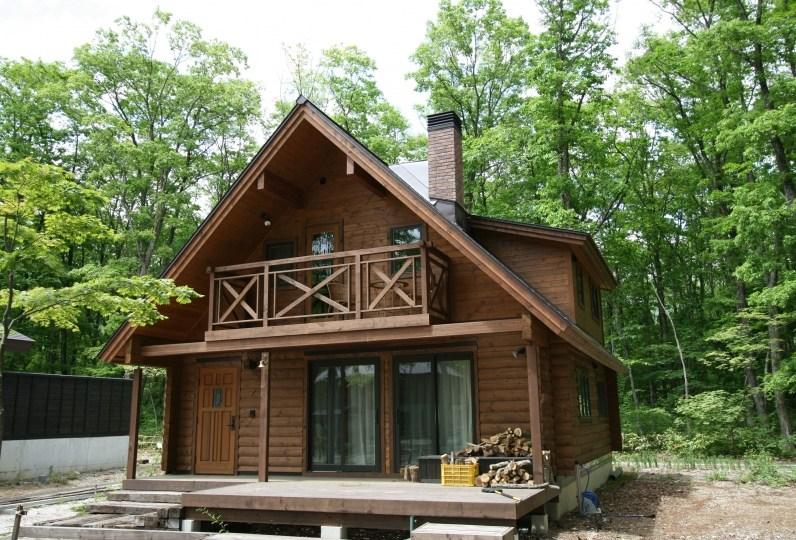 Log Cottage Epoch Cottage