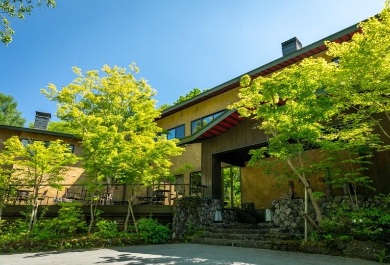 Ancient Hotel Asama Karuizawa