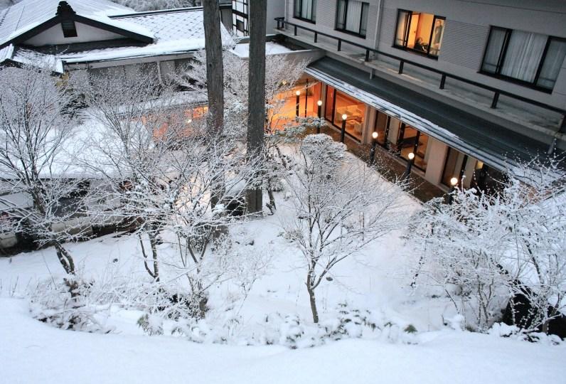 木曽古道 溫暖之宿「駒之湯」