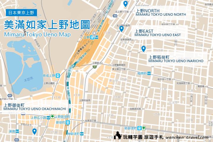 mimaru-tokyo-ueno-map