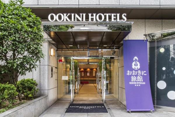 日本大阪民宿 ookini hotel