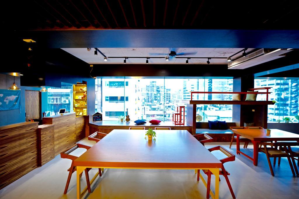 紅米國際青年旅館 台北車站