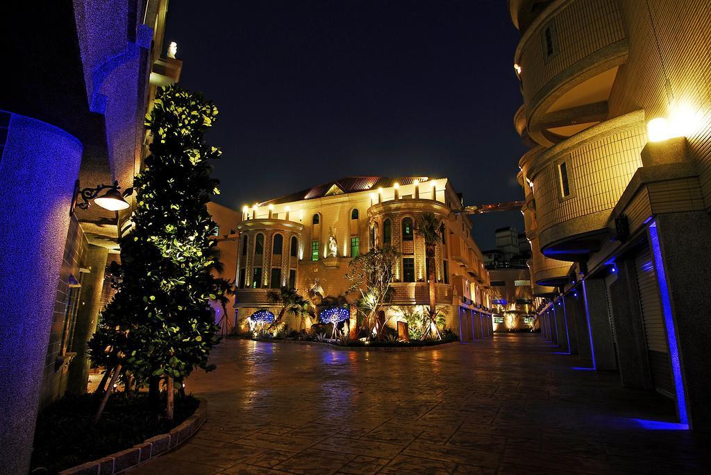 歐遊國際連鎖精品旅館-彰化館