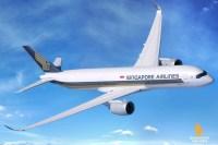 新加坡航空飛機座位圖