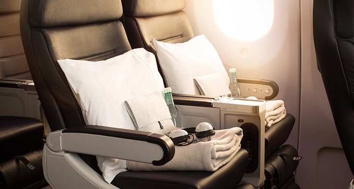 nz premium economy class seats