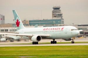 加拿大航空航線